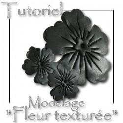 Tutoriel PDF : fleur unie...